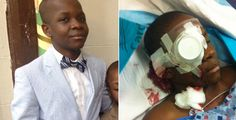 A teenager enjoying his first day of spring recess got shot in the back of the head while fleeing a gunman who opened fire along a busy Brooklyn street on Get Shot, Precious Children, 13 Year Olds, Black People, Brooklyn, Crime, Experiment, Boys