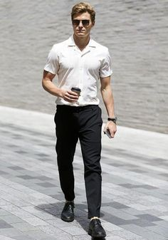 5f2dbf75ca1 Oliver Cheshire looks good in almost all clothing  MensFashionSmart