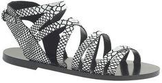 Callista embossed gladiator sandals  - Click link for product details. JCREW SALE 30% OFF! CODE: GOSHOPPING