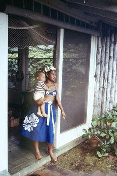 Hawaii Before Statehood: Color Photos, 1959 | LIFE.com ~ Hawaii became a state Aug 21, 1959