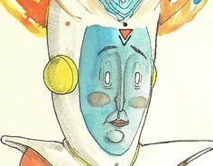"Check out new work on my @Behance portfolio: ""mundos primitivos- dibujos de varios cuadernos"" http://be.net/gallery/33491459/mundos-primitivos-dibujos-de-varios-cuadernos"