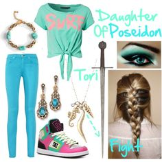 """""""Poseidon"""" by daughter-of-artemis-real on Polyvore"""