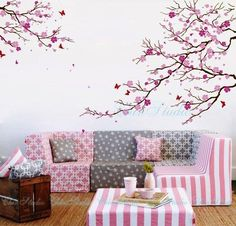 Cerezo rosa
