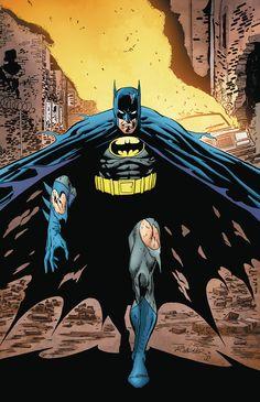 Batman - torn and tattered - comic style fan art - Batman Dark, I Am Batman, Batman The Dark Knight, Dc Comics Superheroes, Dc Comics Art, Nightwing, Batgirl, Batman Universe, Dc Universe