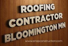 Roofing Companies Bloomington MN