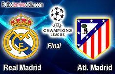UEFA Champions League: Real Madrid vs Atletico Madrid en Vivo | Soy Root