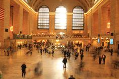 New York: Grand Central Station.