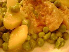 Bistecche di soia con piselli e patate – Ricette Vegan – Vegane – Cruelty Free
