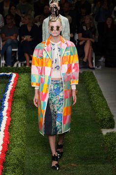 Thom Browne RTW Spring 2015 New York
