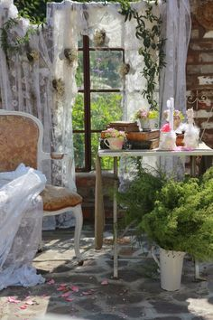 Country Living Idea & decoration