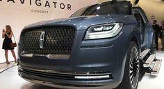 Lincoln Navigator Concept, sorpresa en el Auto Show NY - http://autoproyecto.com/2016/03/linconavigator-concept.html?utm_source=PN&utm_medium=Vanessa+Pinterest&utm_campaign=SNAP
