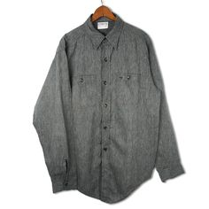 ad9daa22a998d4 Chambray Shirts, Workwear, Indigo, 1950s, Indigo Dye, Work Uniforms, Work