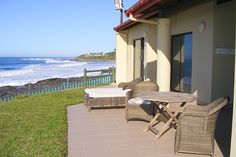6 Dorado Bay Self Catering Apartment in Tinley Manor, North Coast, KwaZulu Natal A beach holiday doesn't get any better! Enjoy an uninterrupted panorama of the Indian Ocean from your veranda - or from your bed, for that matter; watch dolphins and whales, surfers and fisherman a few feet from your doorstep. See more of 6 Dorado Bay on http://www.wheretostay.co.za/6doradobay/