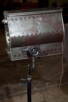 Vintage Movie Studio Stehleuchte Bild 3