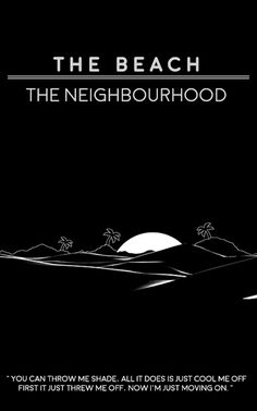 The Neighbourhood The Love Collection Track List