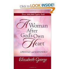 My all-time favorite book for Christian women... I don't know how I ever would have made it as a stay at home mom without this wonderful, Godly book.