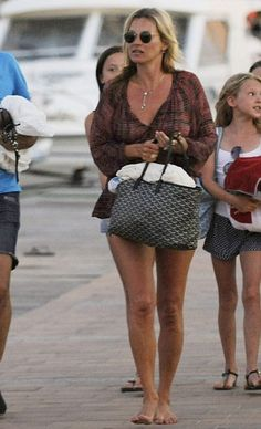 Kate Moss Fortementera in Spain August 14 2013