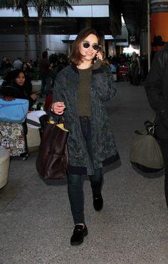 Emilia Clarke Off Duty Street Style Inspiration