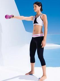 Kettlebell Workout from Shape
