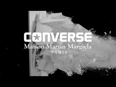 MAISON MARTIN MARGIELA X CONVERSE PREVIEW