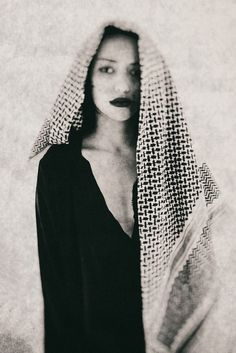 woman with arab keffiyeh , 2013 | Flickr - Photo Sharing!