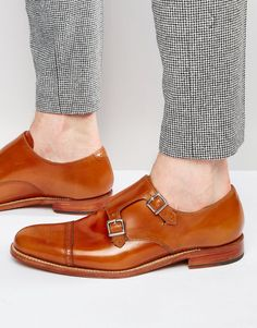Image 1 of Grenson Ellery Monk Shoes