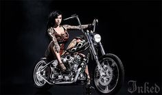 PICTURES FOLLOW THE TEXT Heather Moss is one of the most amazing women in the tattoo industry. She's not just a banging body with great tattoos, she runs Timeless Art Tattoo with her husband Bobby ...