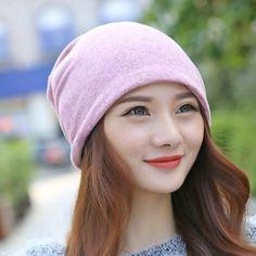 MAILGANO Slouchy Knit Beanie - Women's