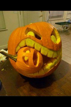 Halloween fun...