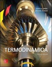 Termodinámica / Yunus A. Çengel, Michael A. Boles