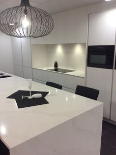Silestone Eternal Calacatta Gold @Wara Genk by Artimar