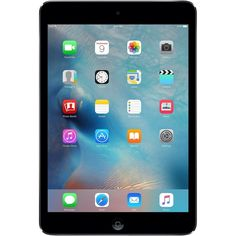 Apple - Refurbished iPad mini 2 - 64GB - Space gray, ME278LL/A