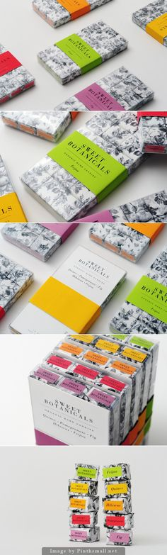 Sweet Botanicals by Miguel Yatco