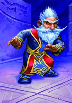 #hearthstone #wowtcg #warcraft #gnome #mage #milhouse
