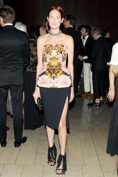 How to dress like a fashion editor: Taylor Tomasi