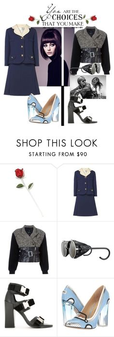 """""""Untitled #17"""" by pursue-happiness ❤ liked on Polyvore featuring Jean Patou, Jean-Paul Gaultier, Julbo and Manning Cartell"""