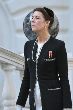 Princess Caroline - Monaco National Day