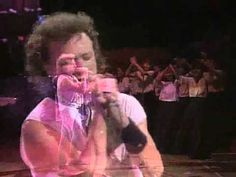 Foreigner - I Want To Know What Love Is (1985) - YouTube