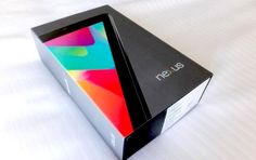 Experimenta el horror del unboxing y los pequeños detalles con Nexus 7 Nexus Tablet, Nexus 7, Business Funding, Google Nexus, Overnight Shipping, Cool Things To Buy, Phone, Wifi, Free Giveaways