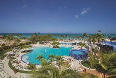 Hotel Riu Palace Antillas – Hotel in Palm Beach – Aruba Vacations - RIU Hotels & Resorts - hotel pool - fun in the sun Best All Inclusive Vacations, Caribbean Vacations, Dream Vacations, Aruba Hotels, Beach Resorts, Hotels And Resorts, Vacation Deals, Cruise Vacation, Palm Beach Aruba