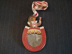 German Carnival Medal, Grosse KG, Koln-Worringen [1986] by MaGriffeBoutique on Etsy