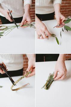 DIY Autumn Smudge Sticks // jojotastic.com