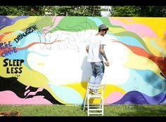 Professional graffiti tattoo artist Wase http://www.facebook.com/clair.wase  #art #painting #graffiti #drawing #artist, #illustration #spraypaint #montanacans #wase_clair_ #tattoo #tattooart #mtn94 #wallart #sprey #streetart #color #bodyart