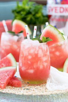 Vodka Watermelon Cooler Recipe on Yummly. @yummly #recipe