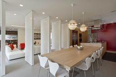 Contemporary single family residence designed by Pallaoro Balzan E Associati, located in Trento, Italy.