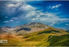 LANDSCAPE by Robert-Rossbach-Photography  ITALY LANDSCAPE ROBERT ROßBACH PHOTOGRAPHY UMBRIA SIBILLINI NATIONALPARK ITALY LANDSCAPE Robert-Ross