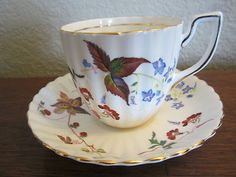 Royal Chelsea cup saucer