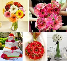 Fabulous Flowers for Your Summer Wedding