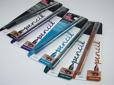 Maybelline Lasting Drama Waterproof Gel Pencil Review and Swatches | http://www.musingsofamuse.com/2015/12/maybelline-lasting-drama-waterproof-gel-pencil-review-swatches.html