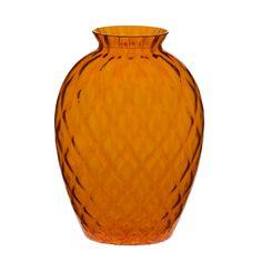 "Vase ""Polaris"" - Modell 975.210.400 - Größe Large - Carlo Moretti - Murano Glas"
